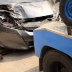 Co provádět při autonehodě?