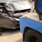 Jak vyřešit autonehodu v ČR