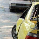 Jak vyřešit autonehodu v zahraničí