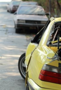 autonehoda v zahranici