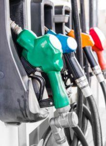 benzin nebo plyn