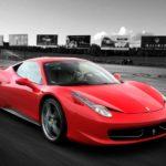 Adrenalinová jízda Hummerem a ve Ferrari