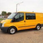 Ford Transit – univerzální dodávka pro všechno
